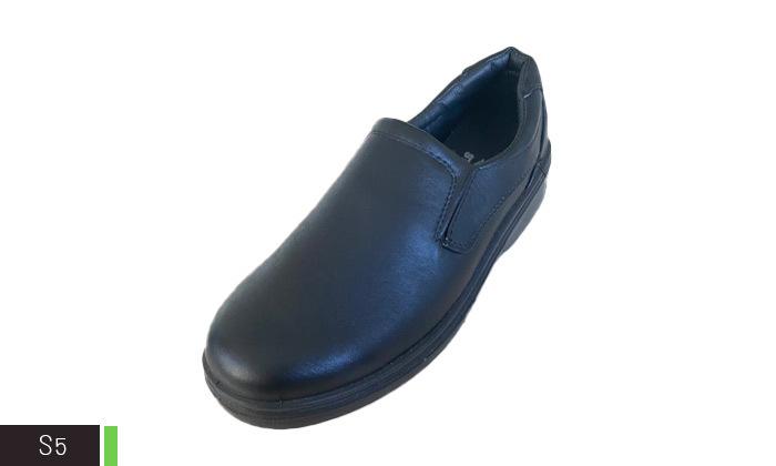 7 2 זוגות נעליים שחורות לגברים במבחר דגמים
