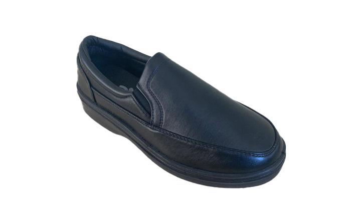 10 2 זוגות נעליים שחורות לגברים במבחר דגמים