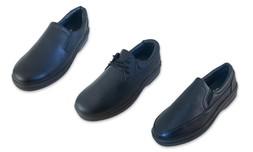 2 זוגות נעליים שחורות לגברים