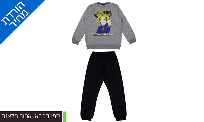 3 מארז 3 חליפות פוטר ממותגות לילדים במבחר דגמים
