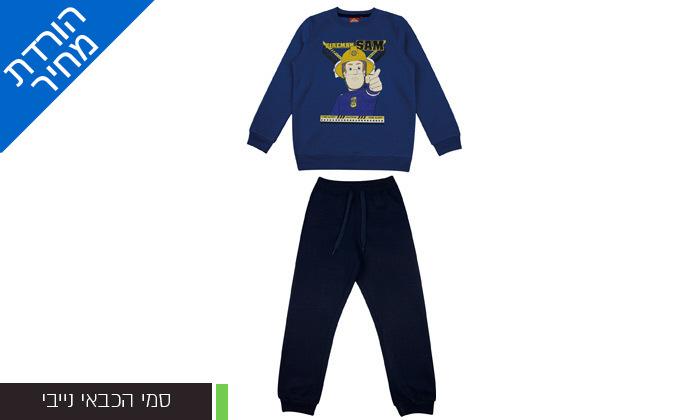 8 מארז 3 חליפות פוטר ממותגות לילדים במבחר דגמים