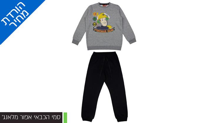 9 מארז 3 חליפות פוטר ממותגות לילדים במבחר דגמים