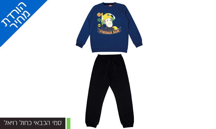 10 מארז 3 חליפות פוטר ממותגות לילדים במבחר דגמים