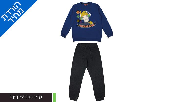 11 מארז 3 חליפות פוטר ממותגות לילדים במבחר דגמים