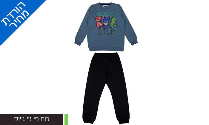 14 מארז 3 חליפות פוטר ממותגות לילדים במבחר דגמים