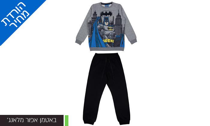 15 מארז 3 חליפות פוטר ממותגות לילדים במבחר דגמים