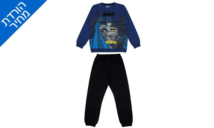 18 מארז 3 חליפות פוטר ממותגות לילדים במבחר דגמים