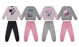 3 חליפות פוטר ממותגות לילדות