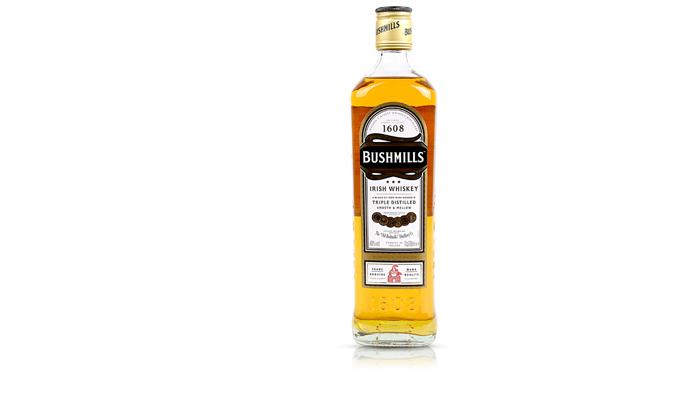 3 בקבוק וויסקי בושמילס 1 ליטר - איסוף עצמי מרשת בנא משקאות