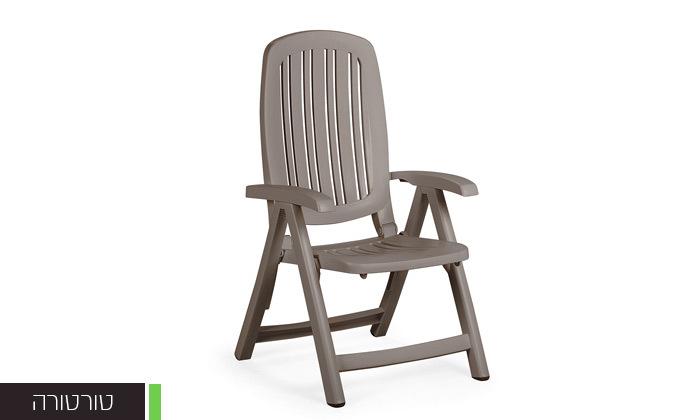 3 כיסא נוח 5 מצבים H.KLEIN - מגוון צבעים לבחירה
