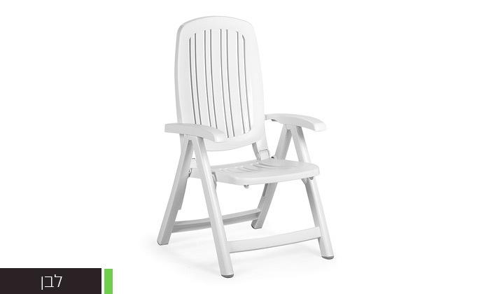 5 כיסא נוח 5 מצבים H.KLEIN - מגוון צבעים לבחירה