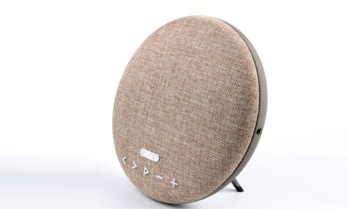 2 רמקול רדיו Bluetooth סטריאופוני דגם NOA sound box V500
