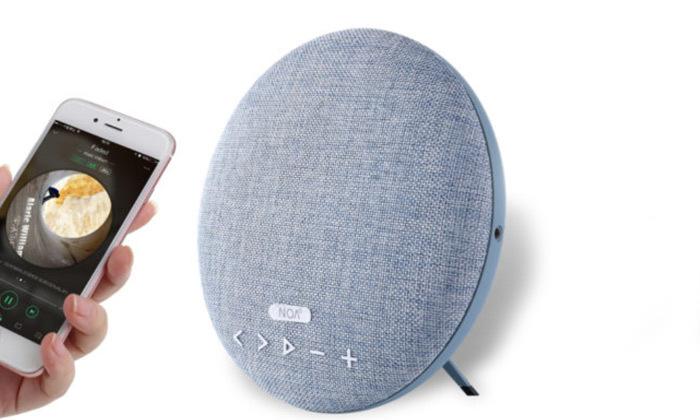 4 רמקול רדיו Bluetooth סטריאופוני דגם NOA sound box V500