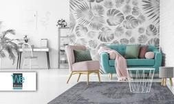 שטיח מלבני לסלון WE HOME