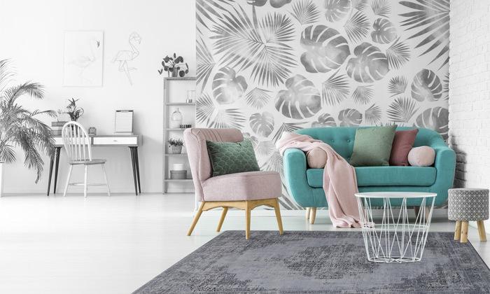 9 שטיח לסלון WE HOME דגם לאונרדו