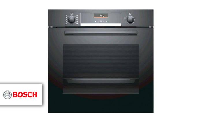 2 תנור בנוי טורבו בוש BOSCH בנפח 71 ליטר