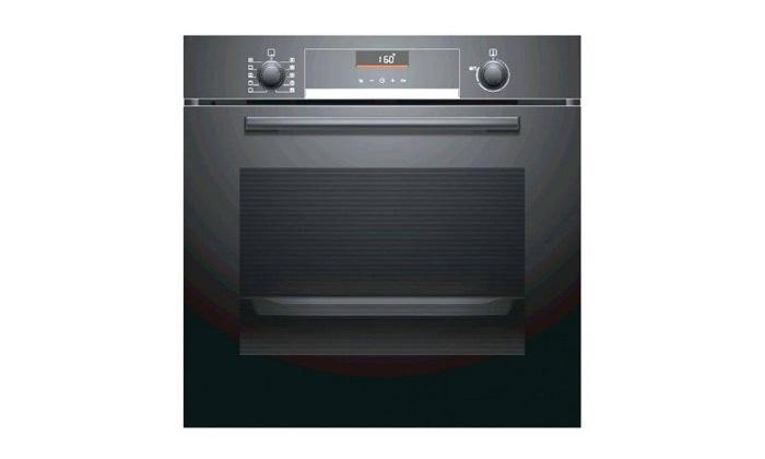 3 תנור בנוי טורבו בוש BOSCH בנפח 71 ליטר