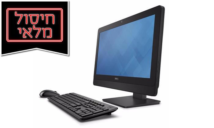 7 מחשב נייח DELL AIO מחודש דגם OptiPlex 9030 עם מסך 23 אינץ', מעבד i5 וזיכרון 8GB