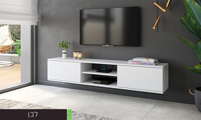 3 מזנון טלוויזיה מרחף