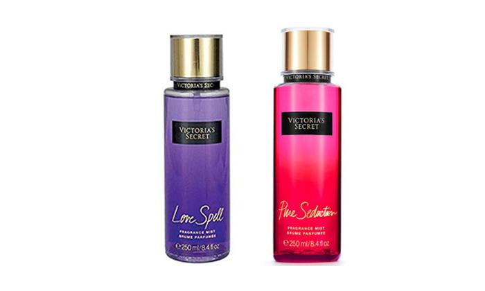 2 מארז 2 יח' ספריי גוף ויקטוריה'ס סיקרט Victoria's Secret