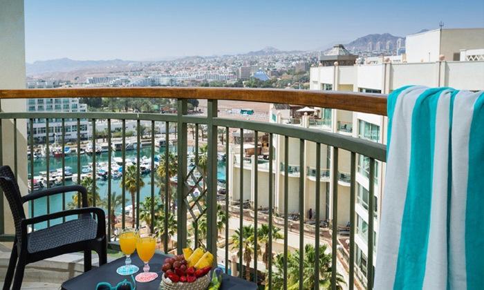 3 חופשה במלון יו מג'יקפאלאס אילת, רשת פתאל