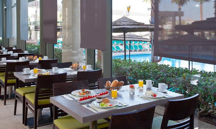 5 חופשה במלון יו מג'יקפאלאס אילת, רשת פתאל