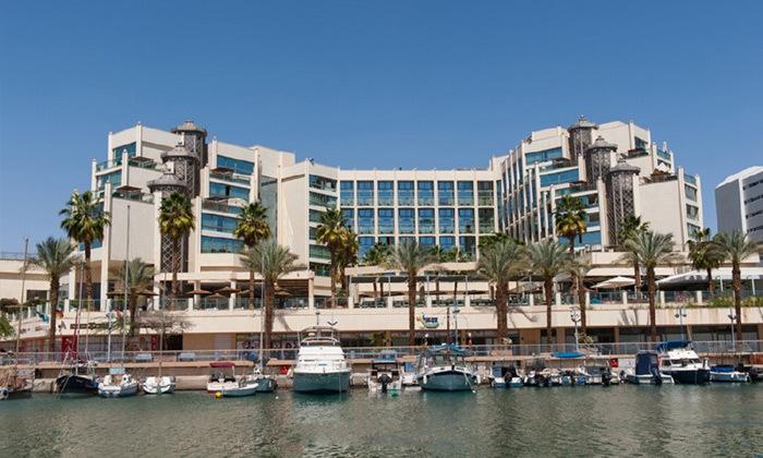 7 חופשה במלון יו מג'יקפאלאס אילת, רשת פתאל