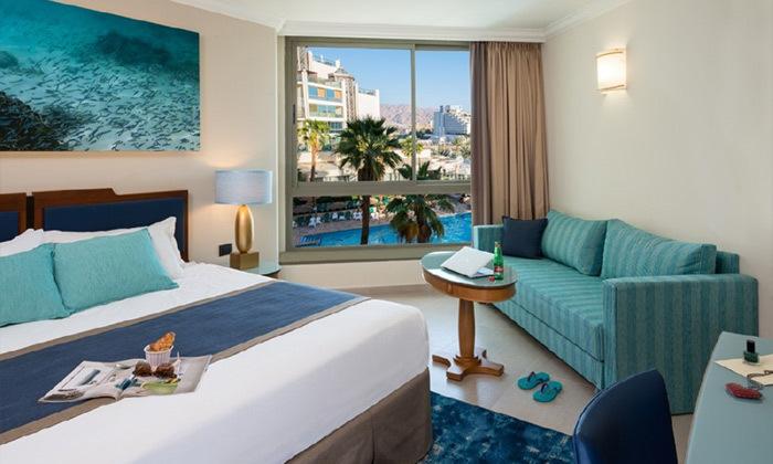 9 חופשה במלון יו מג'יקפאלאס אילת, רשת פתאל