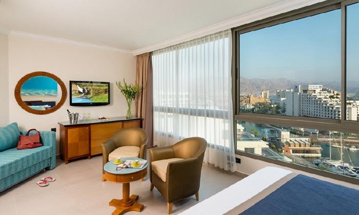 11 חופשה במלון יו מג'יקפאלאס אילת, רשת פתאל