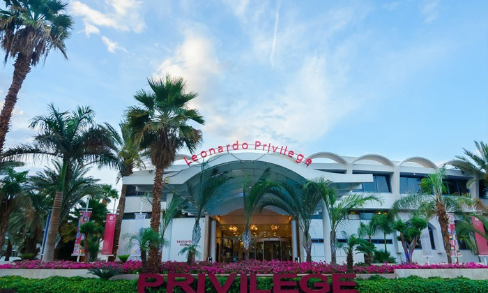 2 חופשת הכל כלול באילת, מלון לאונרדו פריויליג', רשת פתאל