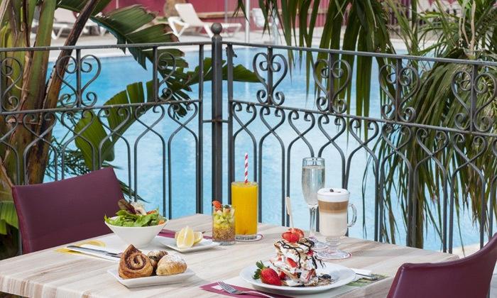 11 חופשת הכל כלול באילת, מלון לאונרדו פריויליג', רשת פתאל
