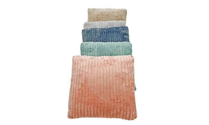 8 מארז 3 כריות נוי במגוון צבעים לבחירה