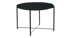 שולחן מתכת עגול