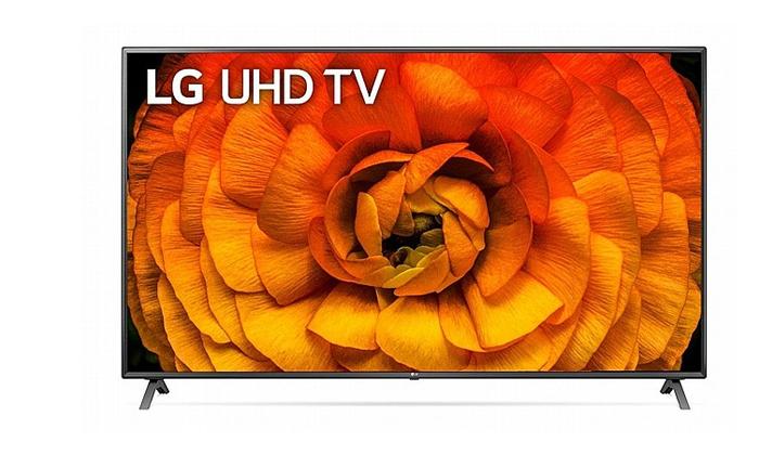 3 טלוויזיה חכמה LG בגודל 86 אינץ'