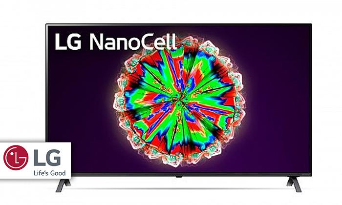 2 טלוויזיה חכמה LG בגודל 65 אינץ'