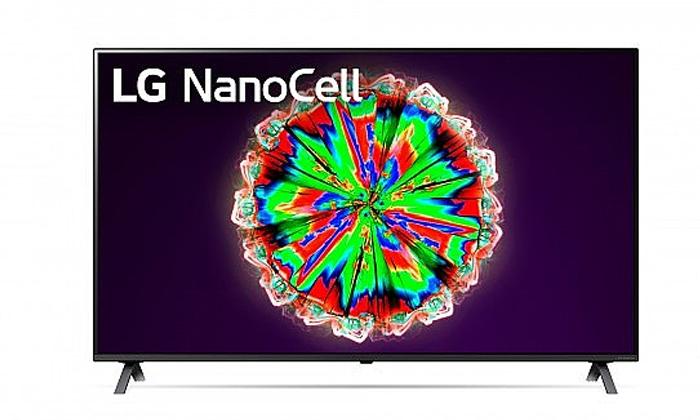 3 טלוויזיה חכמה LG בגודל 65 אינץ'