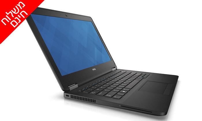 """3 מחשב נייד מחודש DELL דגם E7270 מסדרת Latitude עם מסך """"12.5, זיכרון 8GB ומעבד i5 - משלוח חינם"""
