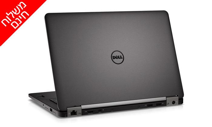 """4 מחשב נייד מחודש DELL דגם E7270 מסדרת Latitude עם מסך """"12.5, זיכרון 8GB ומעבד i5 - משלוח חינם"""