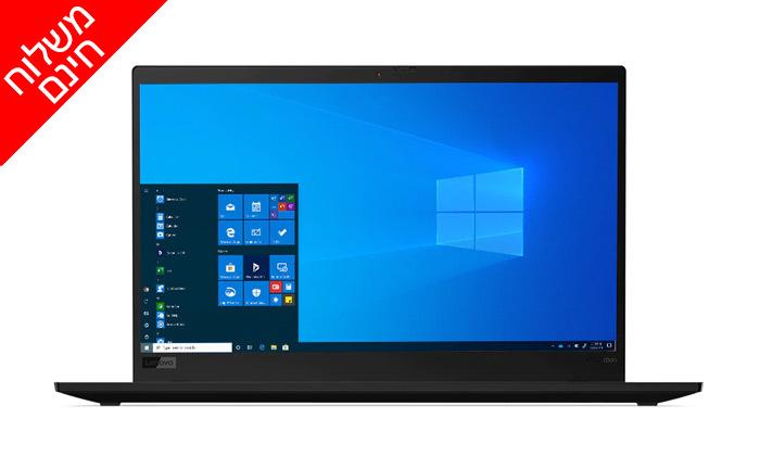 """4 מחשב נייד מעודפים Lenovo דגם X1 Carbon עם מסך """"14, זיכרון 16GB ומעבד i7 - משלוח חינם"""