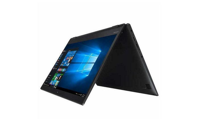 """3 מחשב נייד Lenovo עם מסך מגע מסתובב """"15.6 וכ. גרפי GeForce - כולל תיק"""