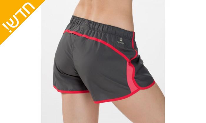 5 מכנס שורט אימונים ניו באלאנס לנשים new balance