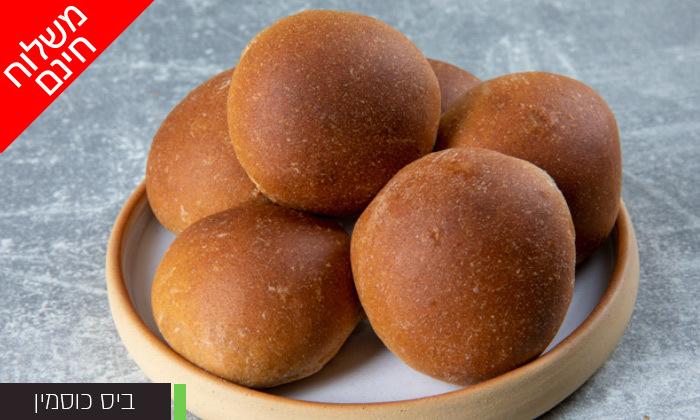 6 מארז מאפים טבעוניים Bread-fest - משלוח חינם למגוון יישובים