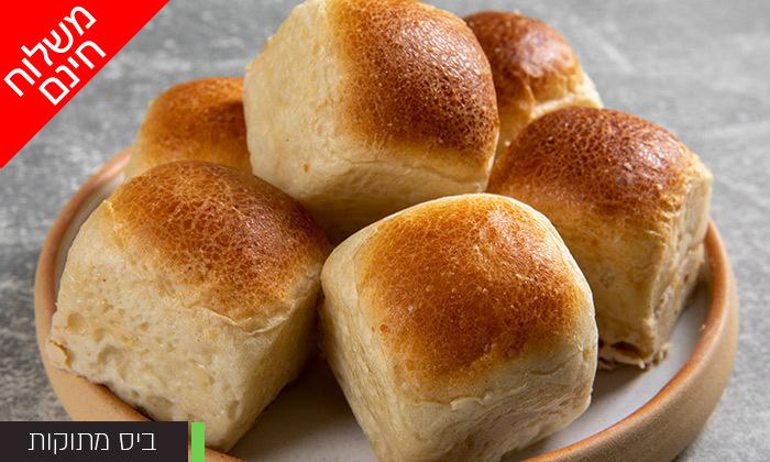 7 מארז מאפים טבעוניים Bread-fest - משלוח חינם למגוון יישובים