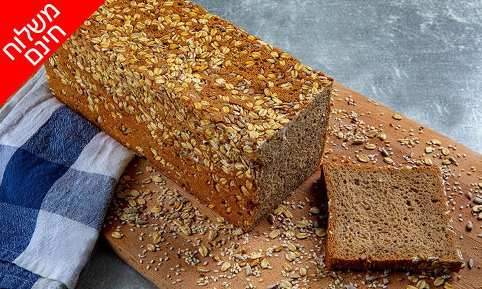 9 מארז מאפים טבעוניים Bread-fest - משלוח חינם למגוון יישובים
