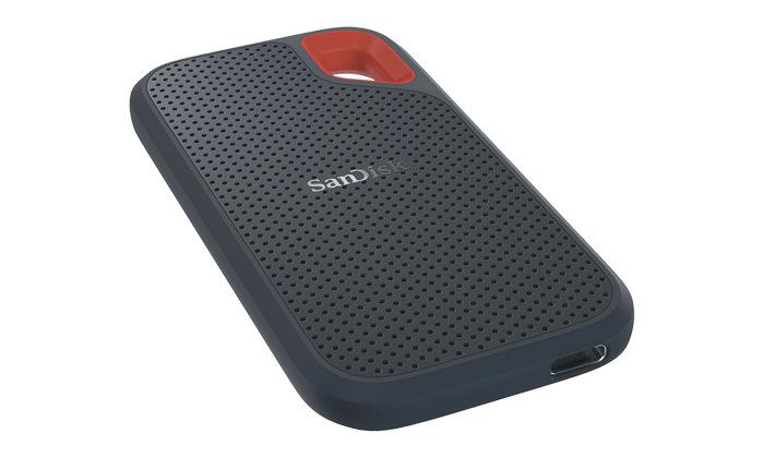 3 כונן קשיח חיצוני סנדיסק SanDisk בנפח500GBSSD