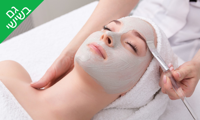 2 טיפול פנים בקליניקת ביוטיק 107, תל אביב