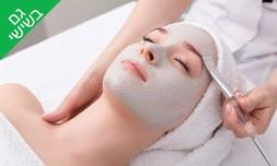 מגוון טיפולי פנים בביוטיק 107