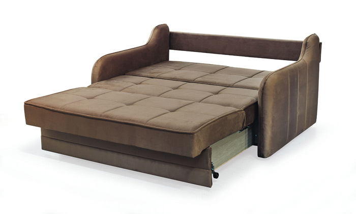 3 ספה דו מושבית נפתחת למיטה זוגית Or Design דגם דרו