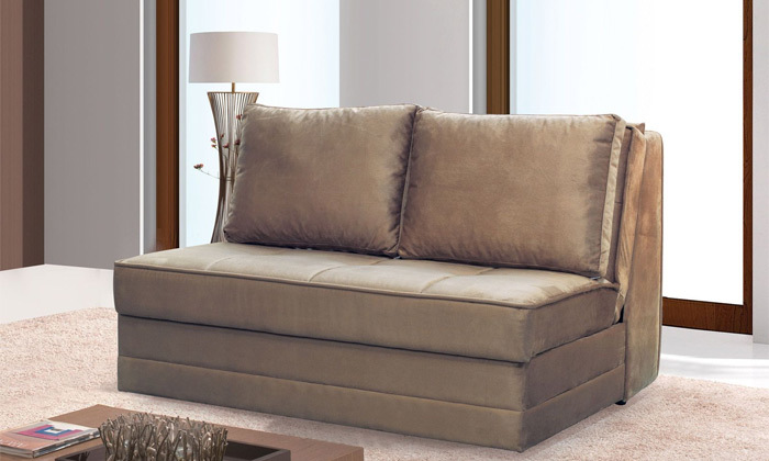 6 ספה דו מושבית נפתחת למיטה זוגית Or Design דגם ספודיו