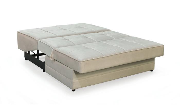 5 ספה דו מושבית נפתחת למיטה זוגית Or Design דגם ספודיו